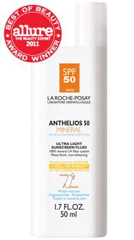 la roche posay anthelios. best sunscreen ever.
