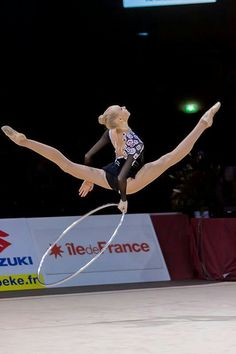 Anastasia Mulmina (Ukraine)...Grand Prix 2014 in Thiais...