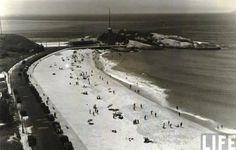 Praia do Arpoador  Ipanema Anos 30