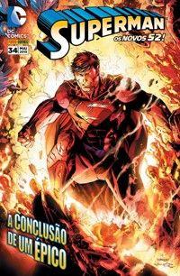 LIGA HQ - COMIC SHOP SUPERMAN (52) #34 - Superman - DC Comics PARA OS NOSSOS HERÓIS NÃO HÁ DISTÂNCIA!!!