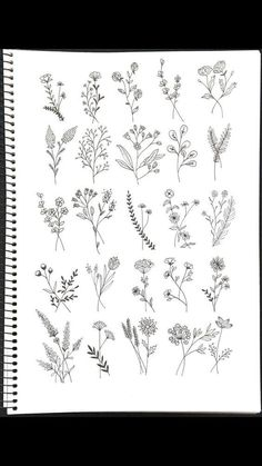 Wildflower Tattoo Ideen Flower Tattoo Designs - flower tattoos - The World Compass Tattoo, Hamsa Tattoo, Diy Tattoo, Tattoo Art, Wrist Tattoo, Tattoo Moon, Tattoo Shoulder, Tattoo Outline, Line Tattoos