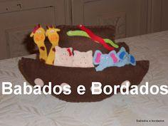 Babados & Bordados: Festa  Arca de Noé
