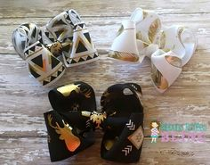set of 3 tribal boutique bows https://www.facebook.com/media/set/?set=a.897934796912431.1073741887.664051576967422&type=3