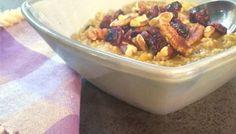 Pressure Cooked Pumpkin Spice Steel Cut Oats – Recipe and Video