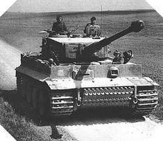 73792b226b06e Panzerkampfwagen VI Auf. E - Tiger tank. Backward picture. Tiger Tank