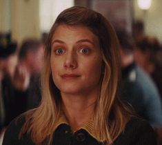 Reaction GIF: yes, nod, okay, Melanie Laurent, Inglourious Basterds Melanie Laurent, Awkward Gif, Awkward Moments, Quentin Tarantino, Tarantino Films, Inglorious Bastards, Insecure People, Significant Other, New Trends