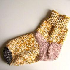 knit sock / Knots