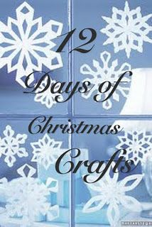 12 Days of Xmas crafts