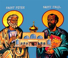 Peter and Paul Icon - Google Search