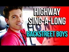 HIGHWAY SING-A-LONG: Valentine's Edition (Backstreet Boys) - YouTube