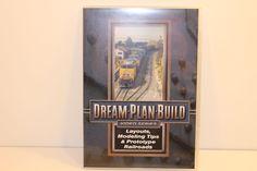 Dream·Plan·Build DVD Series Layouts, Modeling Tips & Prototype Railroads 2005 #DreamPlanBuild