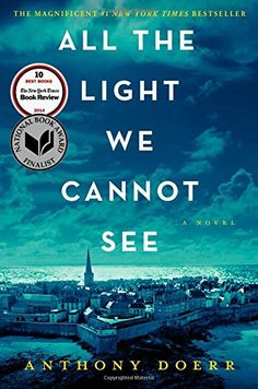 December selection:  All the Light We Cannot See: A Novel by Anthony Doerr  #tpcmckinney