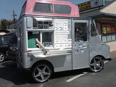 The pros and cons of food trucks… | The Lost Ogle