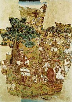 Χατζημιχαήλ Θεόφιλος-Ο Κατσαντώνης εις τα Τζουμέρκα