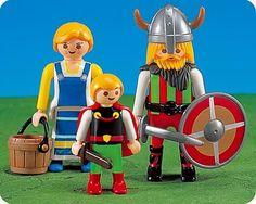 Playmobil Viking Family