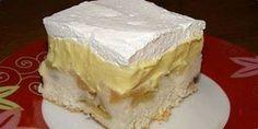 Kolač s pečenim jabukama — Coolinarika Apple Recipes, Sweet Recipes, Cake Recipes, Dessert Recipes, Kolaci I Torte, Food Cakes, Pavlova, Sweet Desserts, Cake Cookies