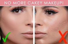 Wanna get a photo-ready foundation look at any age? Elvéra gives you a FLAWLESS, NON-CAKEY makeup and concealing experience!This Air Cushion CC Cream gently wr Cakey Makeup, Skin Makeup, Makeup Brushes, Cc Creme, Lash Extension Mascara, Waterproof Eyebrow, Unique Makeup, Beauty Cream, Uneven Skin