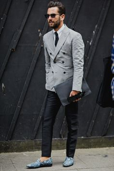 Men Love Fashion Too : Photo