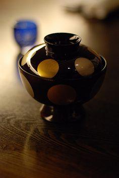 Japanese Urushi lacquer ware