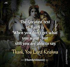 That's exactly what Faith is.. ! 🙂😍 Thankyou Radhe Sham.. 😍
