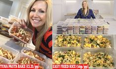 The Healthy Mummy blogger Rhian Allen reveals how she cooks month of dinners 88p per person