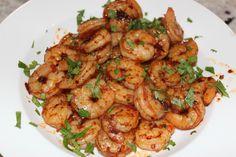 Spanish Chipotle Shrimp — Recipe Crusader