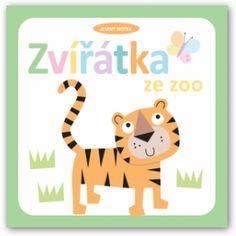 Zvířátka ze zoo Emma Book, Interactive Board, Jungle Animals, Book Series, Tigger, Little Ones, This Book, Concept, Teaching