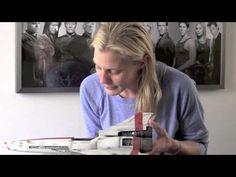 ▶ Katee Sackoff talks about Starbucks Viper - YouTube
