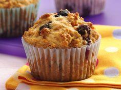 Yogurt-Bran Muffins recipe from Live Better America