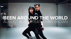 Been Around The World - August Alsina Feat. Chris Brown / Eunho Kim & Mi...
