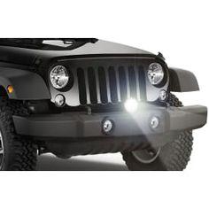 Hella Car 90mm Knight Rider Fog Lamp 12V 008.582-551