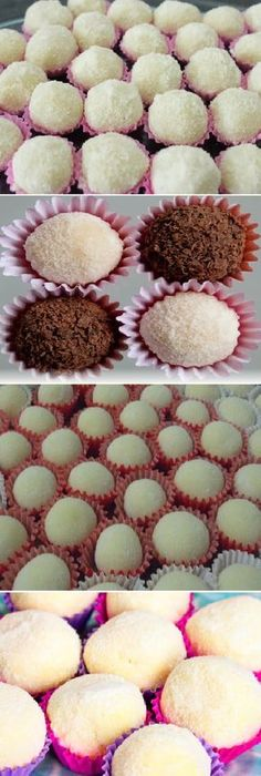 Learn to Make Powdered Milk Truffles is a Delight of the Gods. Mexican Food Recipes, Sweet Recipes, Kitchen Recipes, Cooking Recipes, Venezuelan Food, Food Carving, Bite Size Desserts, Oreo Cake, Crazy Cakes