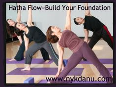 "Whether you have little or no experience; or are working on your strength and flexibility. Come learn the basics of Yoga. In this class we will learn the fundamental Yoga poses. We build our strength and flexibility and learn basic breath work and Meditation. Guided relaxation helps the body/mind relieve excess tension. A great class to start to find out ""What is Yoga?""      * 0-5 years Yoga experience *    www.nykdanu.com"