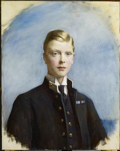 Sir Arthur Stockdale Cope (1857-1940) - King Edward VIII (1894-1972) when Prince of Wales