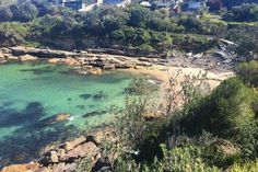 Secluded Sydney swimming spots.