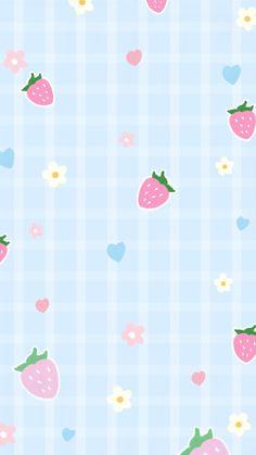 Vintage Flowers Wallpaper, Cute Pastel Wallpaper, Soft Wallpaper, Cute Patterns Wallpaper, Kawaii Wallpaper, Flower Wallpaper, Cute Wallpaper Backgrounds, Wallpaper Iphone Cute, Cute Cartoon Wallpapers
