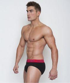 Sullivan Terry for Muscular Men, Male Poses, Male Body, Movie Stars, Hot Guys, Calvin Klein, Underwear, Abs, Handsome