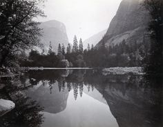 Isaiah W Taber - Mirror Lake, Yosemite Valley, 1890 | by The Patrick Montgomery Collection