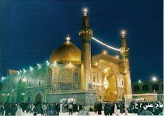Imam Ali Mosque/Shrine of Imam Ali Najaf Iraq