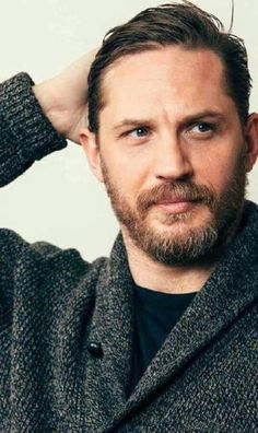 Tom Hardy as Velkost (Verner Andersen) Celebrity Haircuts, Celebrity Crush, Tom Hardy Haircut, Tinker Tailor Soldier Spy, I Love Beards, Simple Man, Sexy Beard, My Tom, Biographies