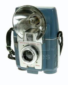 Kodak Brownie.  My first camera.