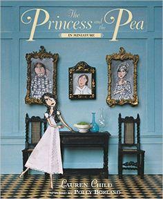 The Princess and the Pea: Amazon.de: Lauren Child: Fremdsprachige Bücher