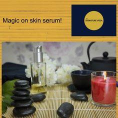 Skin Serum, Anti Aging Serum, Organic Oil, Ageing, Natural Skin Care, Skincare, Perfume, Magic, Vegan