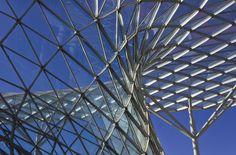 Rho Fiera, Glass Structure