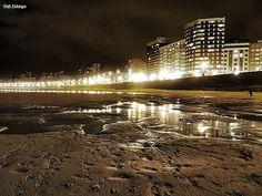 Playa de San Lorenzo,Gijon by Fidi Fidalgo on 500px