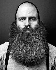 Tres pelos tiene mi barba