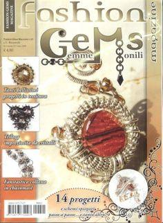 FASHION GEMS Nº 11 ( septiembre - octubre)  ( no PDF)