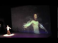 Kinect Illusion - 2011/11/18,19 - YouTube Kinetic Energy, Projection Mapping, Interface Design, Hologram, Installation Art, Illusions, Theatre, 18th, Animation
