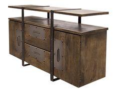 Fotos. Watson. Muebles de estilo industrial para comercios.