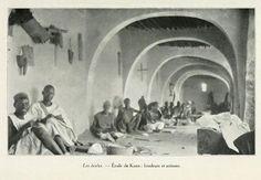 Artisans at Kurmi, a Kano Bazaar, 1906